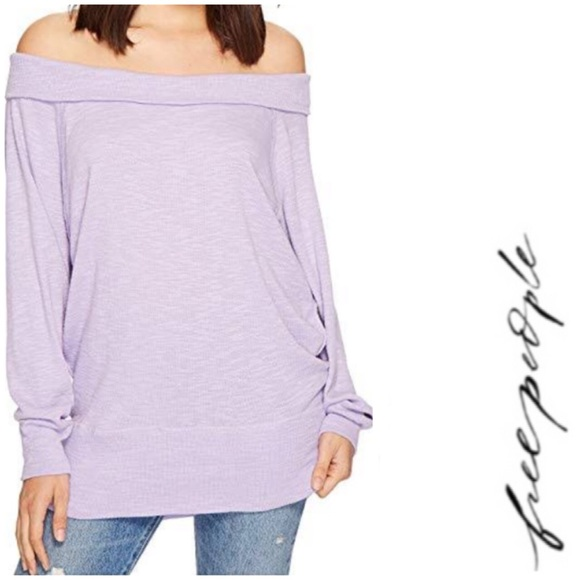 b2ccaff3b09aa5 FREE PEOPLE Small Palisades Off-The-Shoulder Top